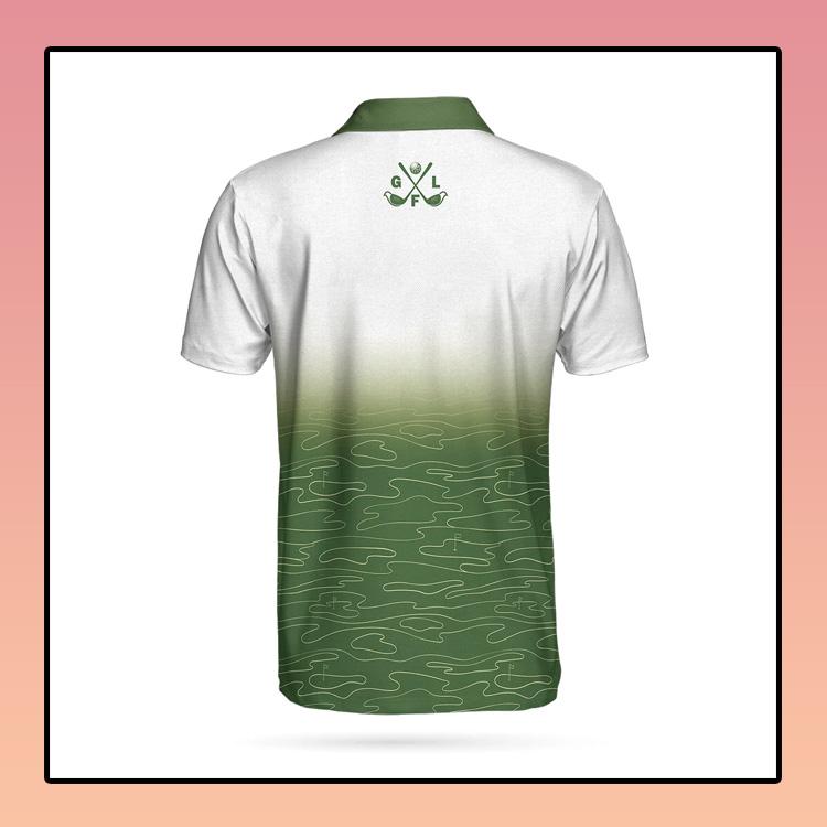 Talk Birdie To Me Golf Polo Shirt3