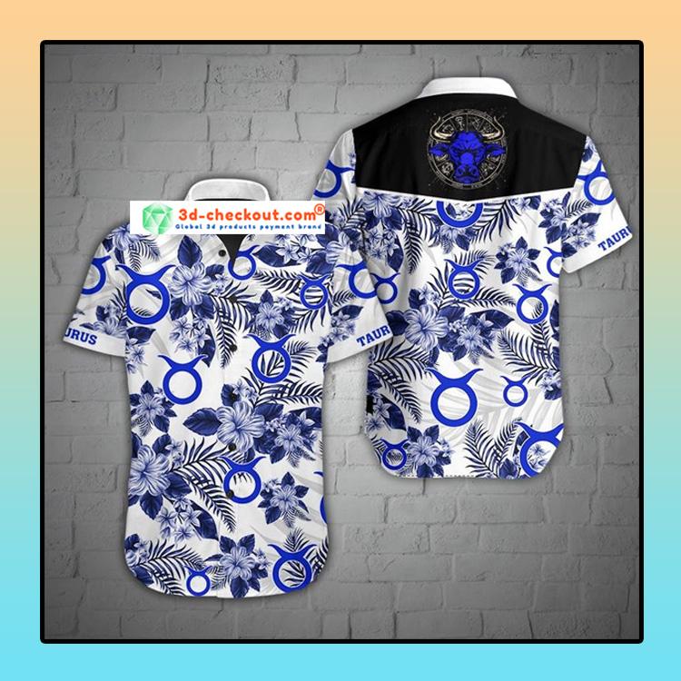 Taurus Hawaiian Shirt3 1