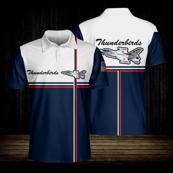 Thunderbirds polo shirt
