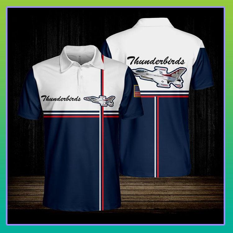 Thunderbirds polo shirt4