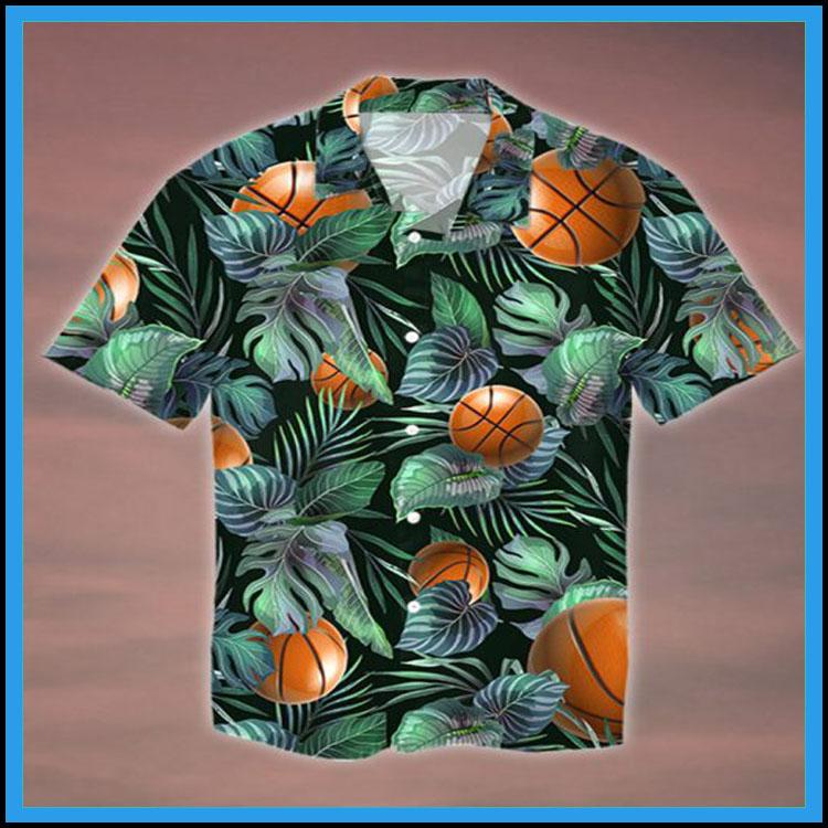 Tropical basketball hawaiian shirt6