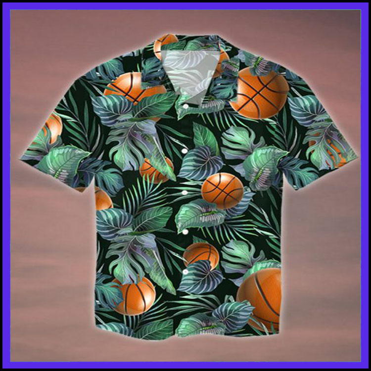 Tropical basketball hawaiian shirt7