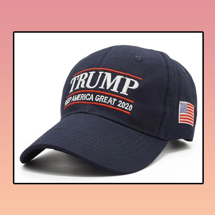 Trump Keep America Great 2020 Hat cap3