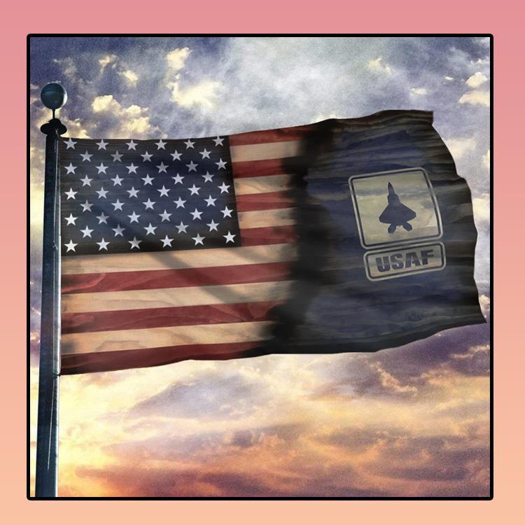 US Air Force American Flag3