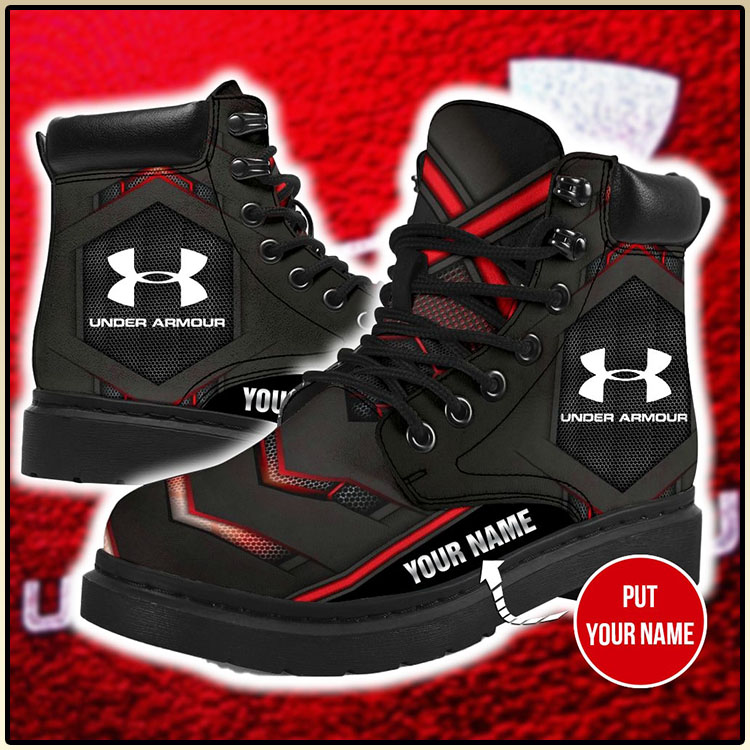 Under Armour Boots4