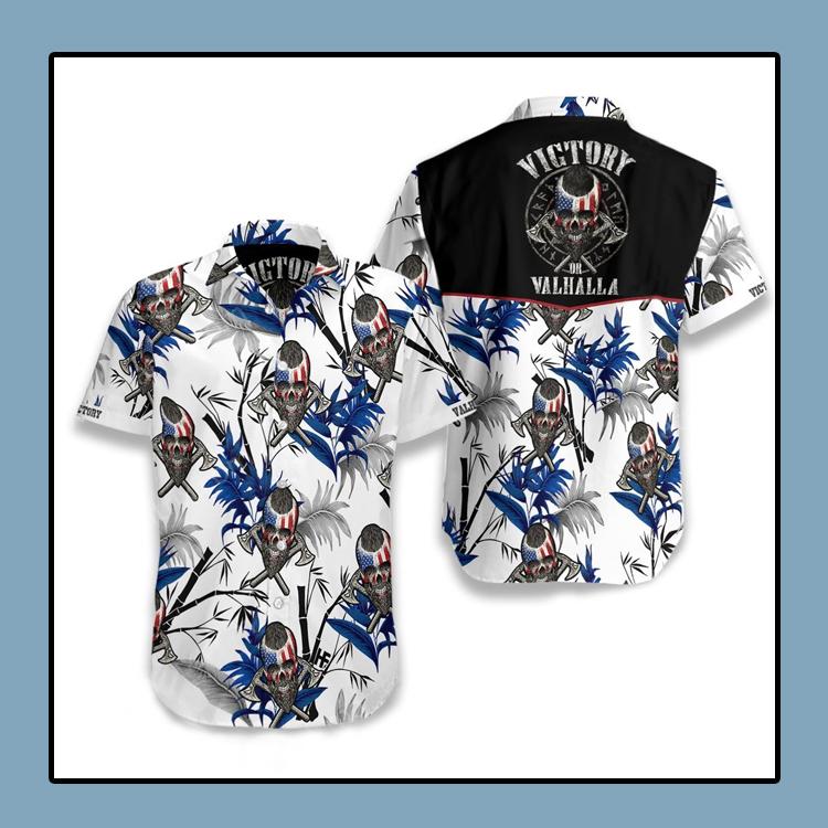 Viking victory valhalla Hawaiian shirt4