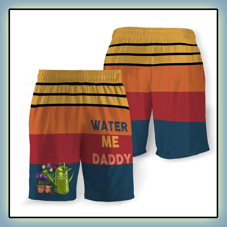 Water Me Daddy Beach Short3