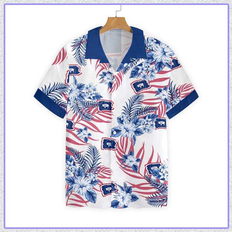 Wyoming proud hawaiian shirt5