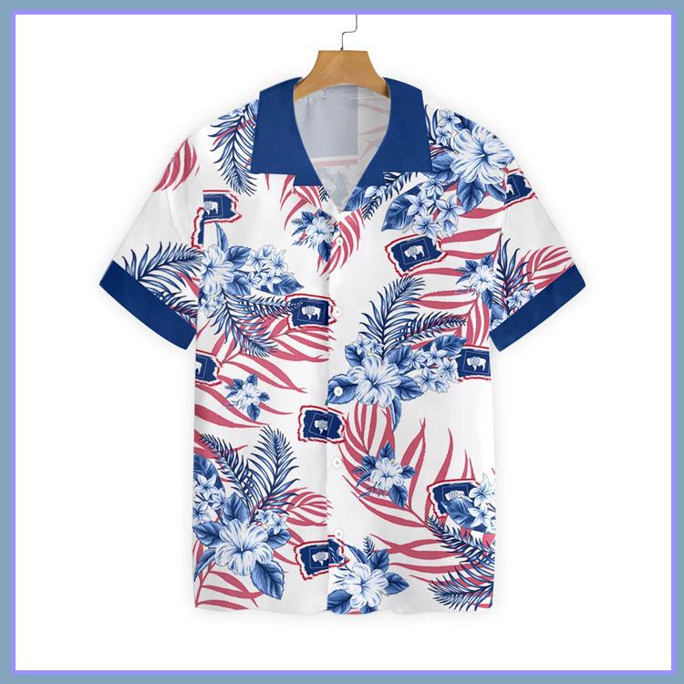 Wyoming proud hawaiian shirt6