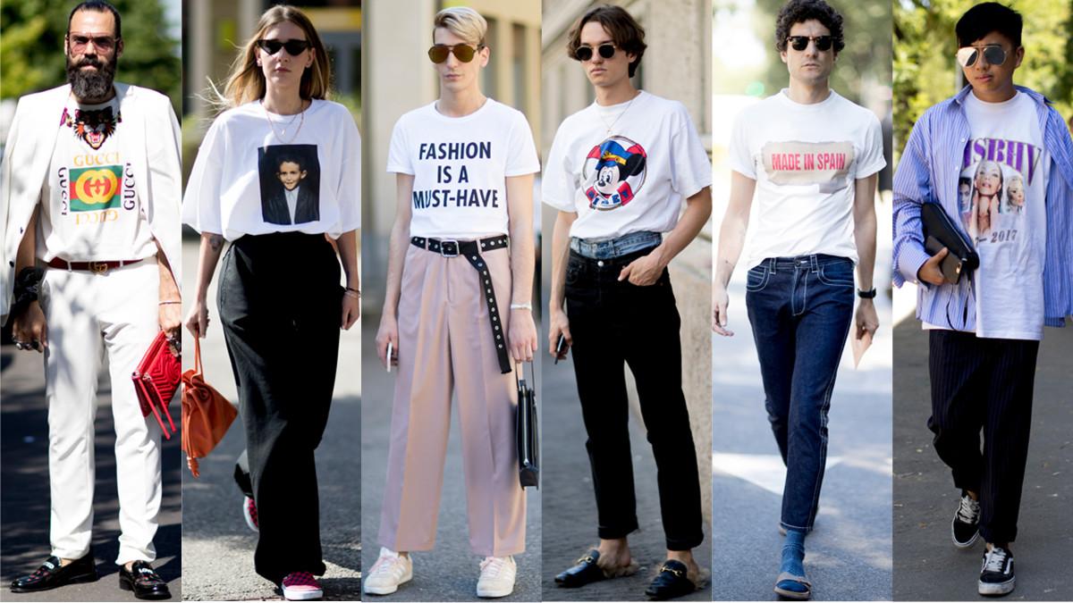 t shirt fashion style