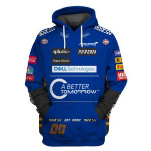 1 Dell Technologies Custom Name And Number 3d all over print hoodie 1