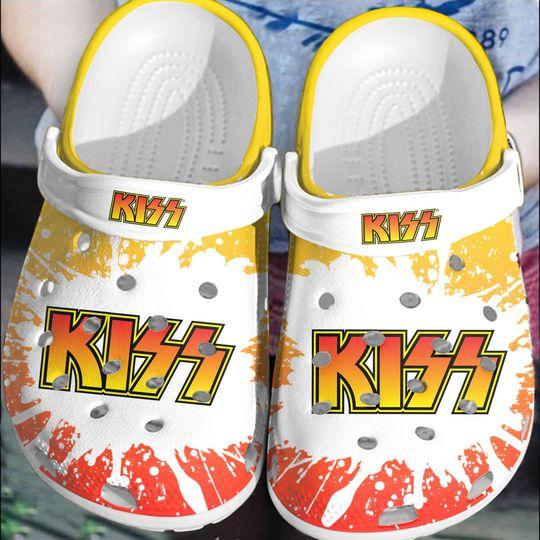 10 Kiss Rock Band crocs clog crocband 1 1