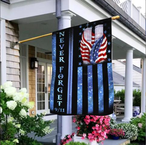 13 911 Never Forget Memorial Flag 1 1