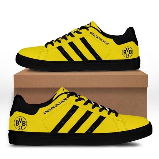 Adidas Borussia Dortmund stan smith shoes show