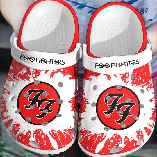 13 Foo Fighters crocs clog crocband 1 1