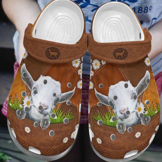 15 Goat Crocs Crocband Clog 1 1