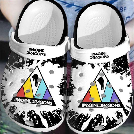 16 Imagine Dragons crocs clog crocband 1 1