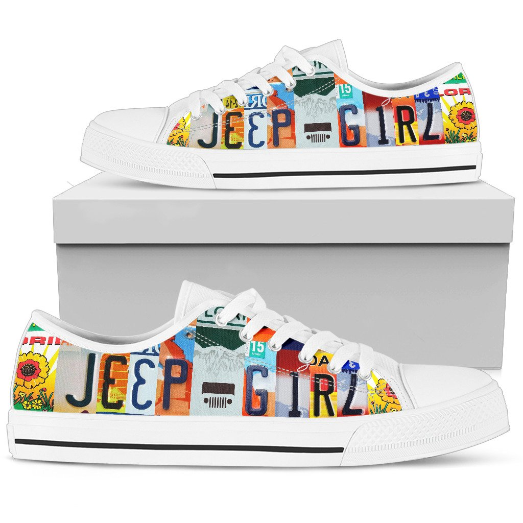 17 Jeep girl low top shoes 1 1