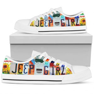 17 Jeep girl low top shoes 1