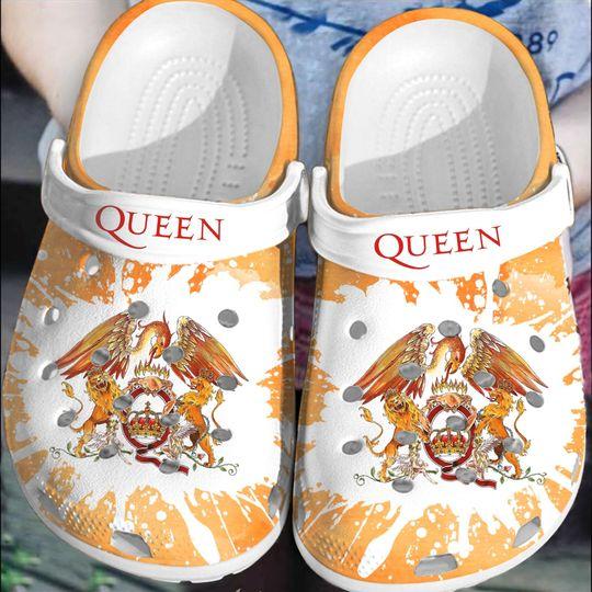 17 Queen band crocs clog crocband 1 1