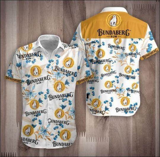 19 Rum Bundaberg Hawaiian Shirt 1 1
