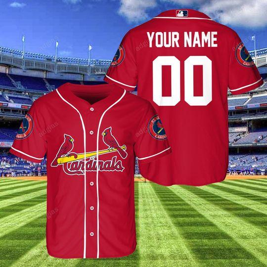 20 Arizona Cardinals custom Personalized baseball Jersey Shirt 1 1