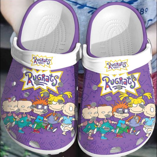 20 Rugrats crocs clog crocband 1 1