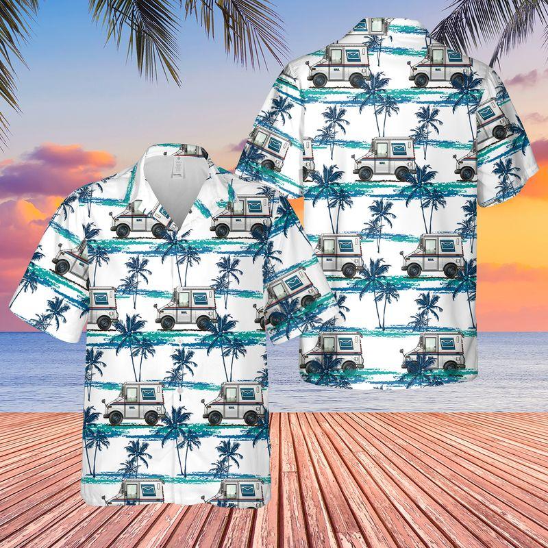 21 Postal Worker Hawaiian Shirts And Shorts 1 1