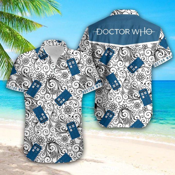23 Doctor Who Hawaiian Shirt 1 1