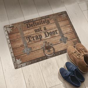 25 Definitely Not A Trap Door Doormat 4