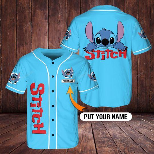 29 Stitch custom name baseball jersey 1 1
