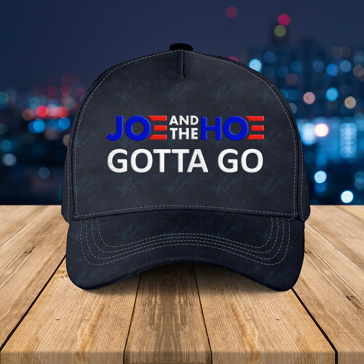 3 Joe and the Hoe gotta go hat 1 1