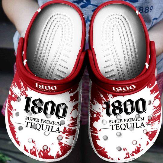 31 1800 Super Premium Tequila Crocs Crocband Shoes 1