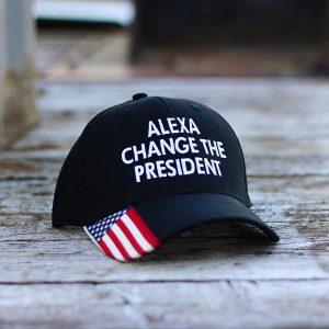 Alexa change the president classic Cap