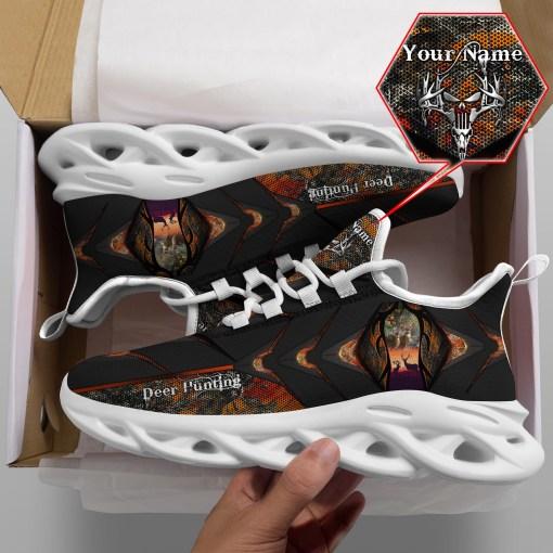 6 Deer Hunting Custom Clunky max soul Sneakers 1 1