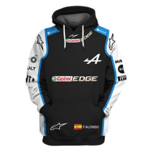 7 Castrol Edge 3d all over print hoodie 1