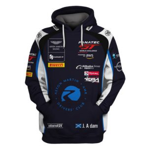 9 Aston Martin Driver Club 3d all over print hoodie 1