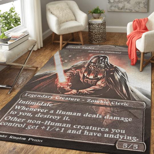 9 Darth Vader Rug 1