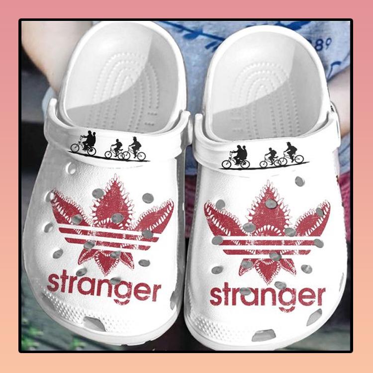 Adidas Stranger crocs clog crocband1