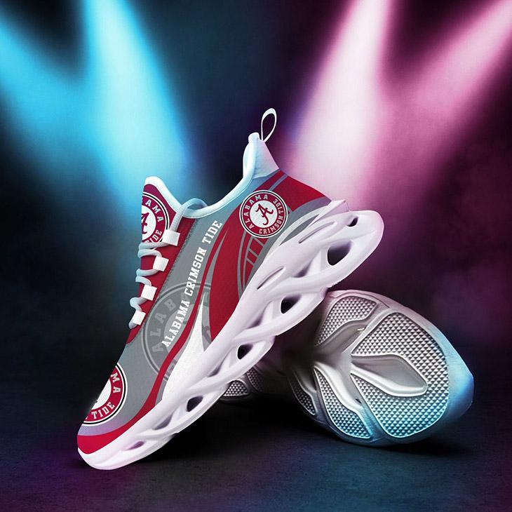 Alabama Crimson Tide Ncaa1 Sneaker 1