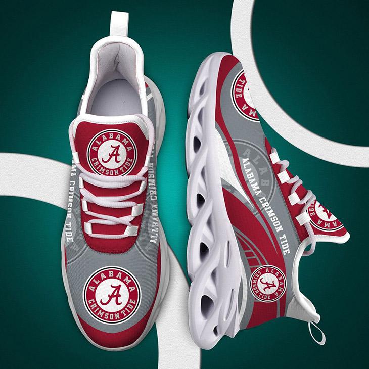 Alabama Crimson Tide Ncaa1 Sneaker 2