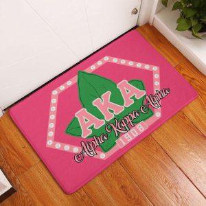 Alpha Kappa Alpha Sorority 1908 Doormat