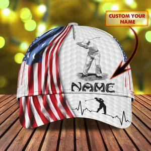 American Golf Custom Name Cap