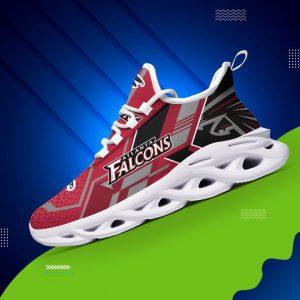 Atlanta falcons nfl max soul clunky shoes 1