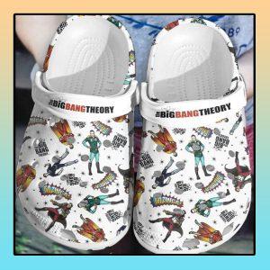 BigBang Theory crocs clog crocband1
