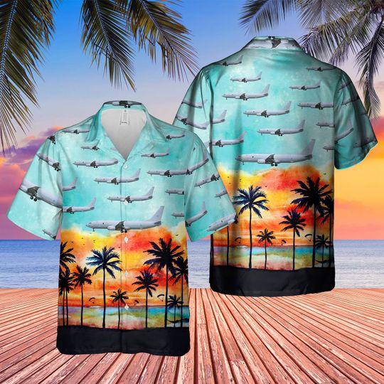 Boeing p 8a poseidon mra1 hawaiian shirt 1 2