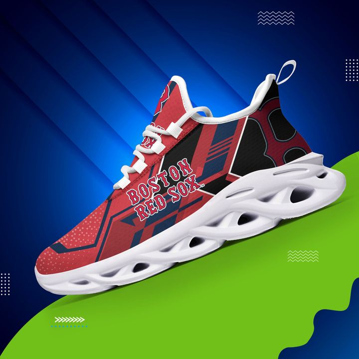 Boston red sox mlb max soul clunky shoes 1