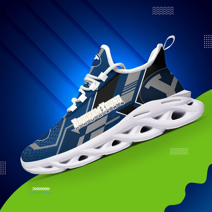Byu cougars max soul clunky shoes 1