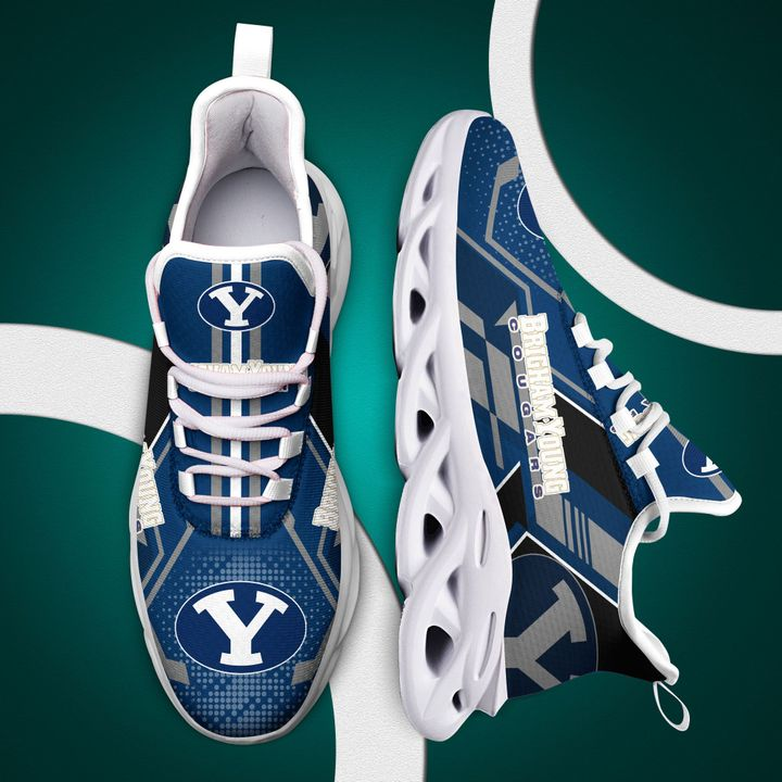 Byu cougars max soul clunky shoes 4
