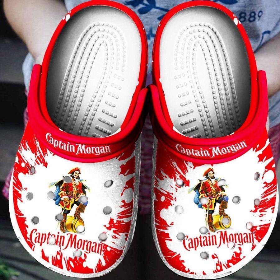 Captain Morgan Croc shoes crocband